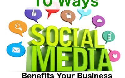 10 Ways Social Media Benefits Your Business