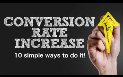 10 Simple Ways to Improve Your Website Conversion Rate